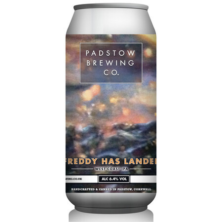 Padstow Brewing Co Freddy Has Landed (cans) – Buy Beer online on EeBriaTrade.com
