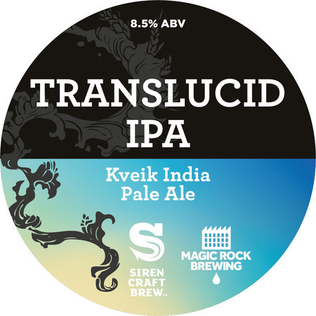 Siren Craft Brew Translucid (Collaboration with Magic Rock) – Buy Beer online on EeBriaTrade.com