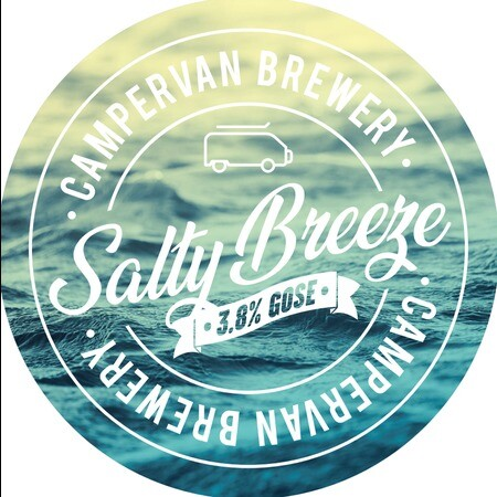Campervan Brewery Salty Breeze – Buy Beer online on EeBriaTrade.com