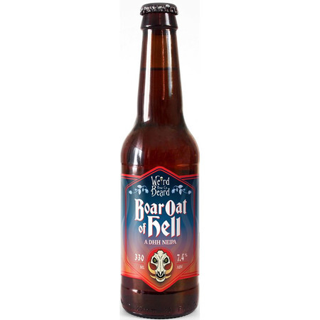 Weird Beard Brew Co Boar Oat of Hell – Buy Beer online on EeBriaTrade.com