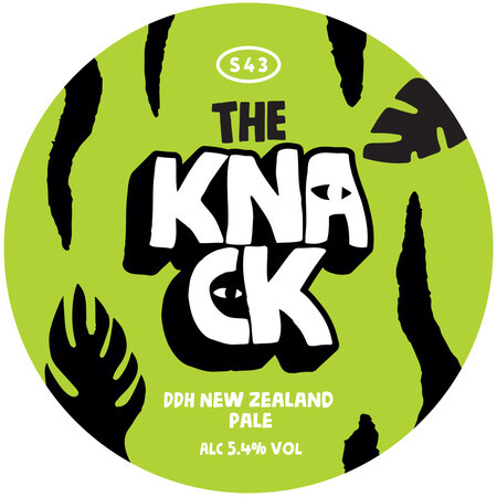 S43 Brewery The Knack (DDH NZ Pale) – Buy Beer online on EeBriaTrade.com