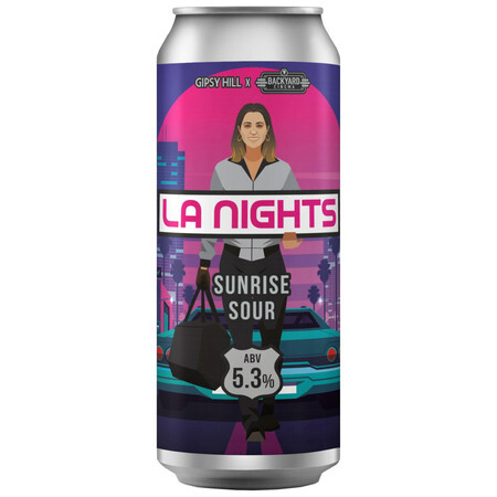 Gipsy Hill Brewing Co LA Nights  – Buy Beer online on EeBriaTrade.com