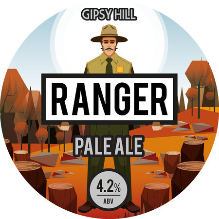 Gipsy Hill Brewing Co Ranger – Buy Beer online on EeBriaTrade.com
