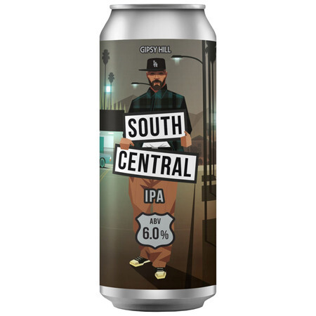 Gipsy Hill Brewing Co South Central – Buy Beer online on EeBriaTrade.com