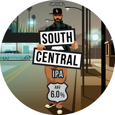 Gipsy Hill Brewing Co South Central (Pre-Order) – Buy Beer online on EeBriaTrade.com