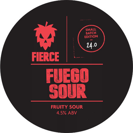 Fierce Beer Fuego Sour – Buy Beer online on EeBriaTrade.com