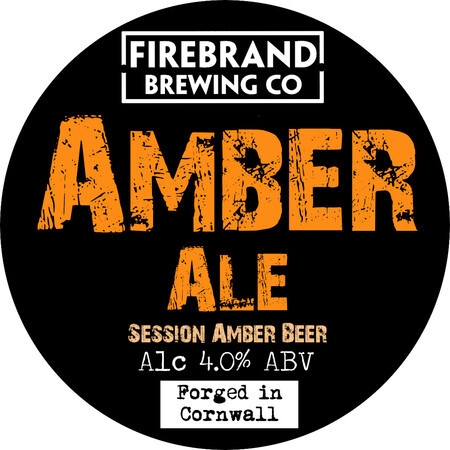 Firebrand Brewing Amber Ale – Buy Beer online on EeBriaTrade.com