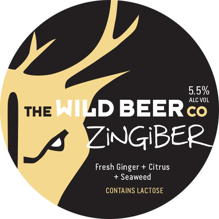 Wild Beer Co Zingiber – Buy Beer online on EeBriaTrade.com