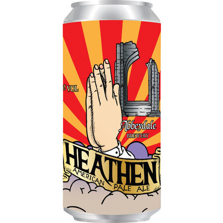 Abbeydale Brewery Heathen - American Pale Ale – Buy Beer online on EeBriaTrade.com