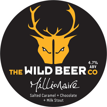 Wild Beer Co Millionaire – Buy Beer online on EeBriaTrade.com