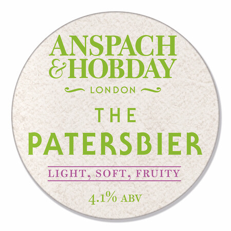 Anspach & Hobday The Patersbier – Buy Beer online on EeBriaTrade.com