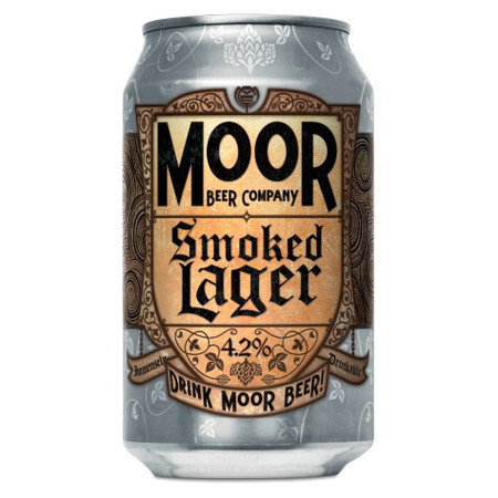 Moor Beer Company Smoked Lager  – Buy Beer online on EeBriaTrade.com