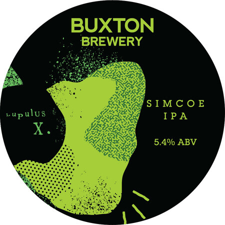 Buxton Brewery Lupulus X Simcoe IPA – Buy Beer online on EeBriaTrade.com