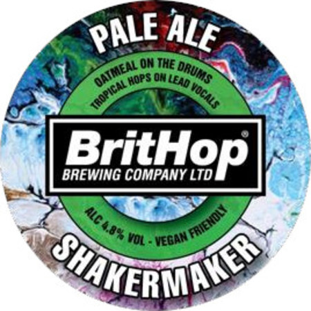 Brithop Brewing Shakermaker – Buy Beer online on EeBriaTrade.com