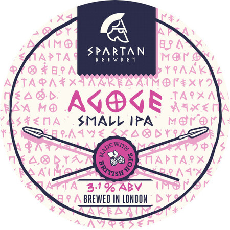 Spartan Brewery Agoge – Buy Beer online on EeBriaTrade.com