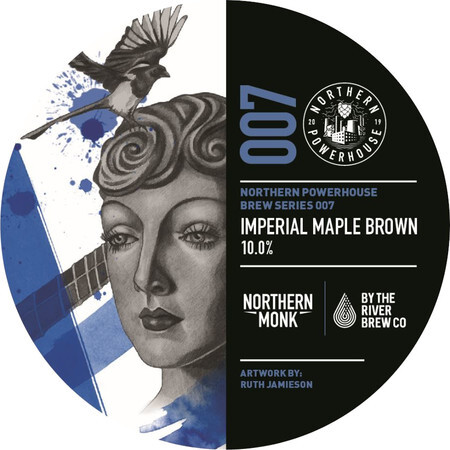 Northern Monk Brew Co. Northern Powerhouse Brew Series 007: By The River Collaboration – Buy Beer online on EeBriaTrade.com