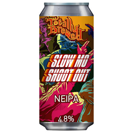 Totally Brewed Slow Mo Shoot Out – Buy Beer online on EeBriaTrade.com
