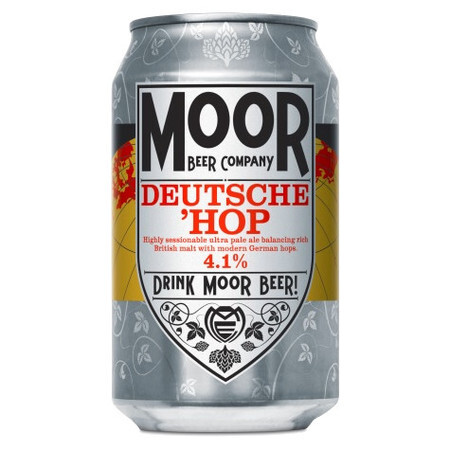 Moor Beer Company Deutsche'Hop  – Buy Beer online on EeBriaTrade.com
