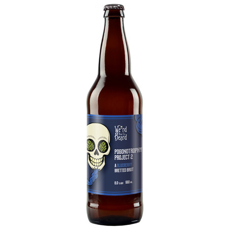 Weird Beard Brew Co Pogonotrophy Project 2 – Buy Beer online on EeBriaTrade.com