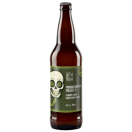 Weird Beard Brew Co Pogonotrophy Project 3 – Buy Beer online on EeBriaTrade.com