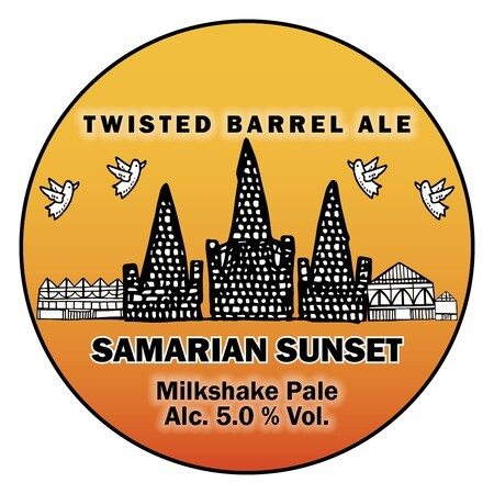 Twisted Barrel Samarian Sunset – Buy Beer online on EeBriaTrade.com