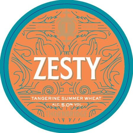 Thornbridge Brewery Zesty – Buy Beer online on EeBriaTrade.com