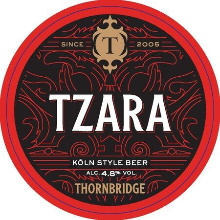 Thornbridge Brewery Tzara – Buy Beer online on EeBriaTrade.com