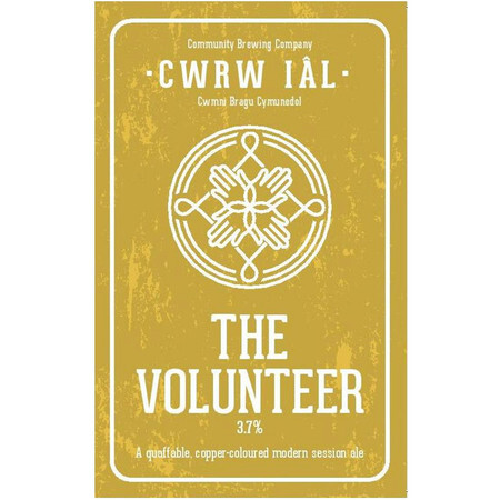 Cwrw Ial The Volunteer – Buy Beer online on EeBriaTrade.com