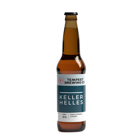 Tempest Brewing Co Keller Helles – Buy Beer online on EeBriaTrade.com