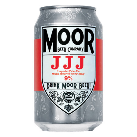 Moor Beer Company JJJ (Cans) – Buy Beer online on EeBriaTrade.com