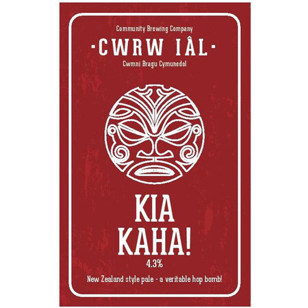 Cwrw Ial Kia Kaha! – Buy Beer online on EeBriaTrade.com