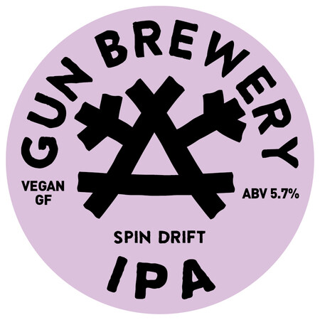 Gun Brewery Spin Drift IPA – Buy Beer online on EeBriaTrade.com