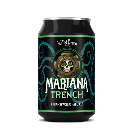 Weird Beard Brew Co Mariana Trench (Can) – Buy Beer online on EeBriaTrade.com