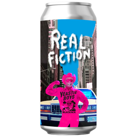 Yeastie Boys UK Real Fiction – Buy Beer online on EeBriaTrade.com
