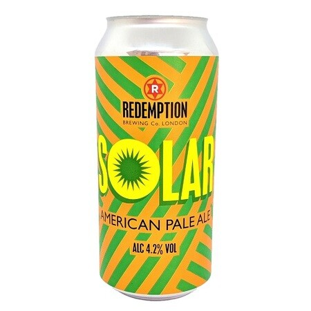 Redemption Brewing Co Solar APA can – Buy Beer online on EeBriaTrade.com
