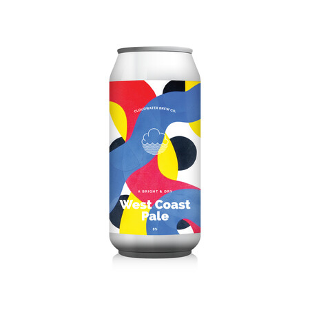 Cloudwater Brew Co West Coast Pale (G. 683) (CANS) – Buy Beer online on EeBriaTrade.com