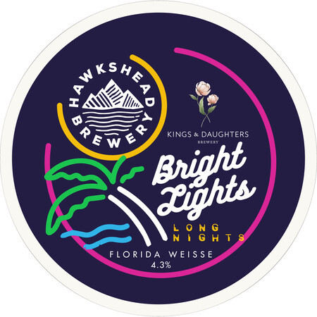 Hawkshead Brewery Bright Lights, Long Nights – Buy Beer online on EeBriaTrade.com