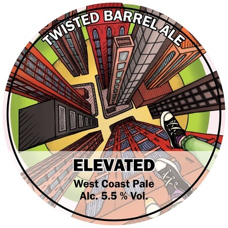 Twisted Barrel Elevated – Buy Beer online on EeBriaTrade.com