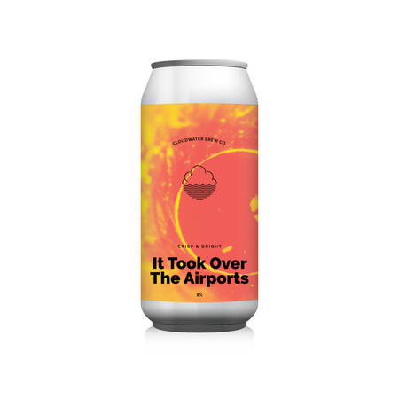 Cloudwater Brew Co It Took Over The Airports (G. 689) (CANS) – Buy Beer online on EeBriaTrade.com