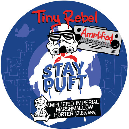 Tiny Rebel Brewing Amplified Imperial Stay Puft – Buy Beer online on EeBriaTrade.com