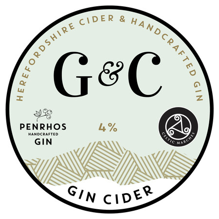 Celtic Marches G&C Gin Cider – Buy Cider online on EeBriaTrade.com