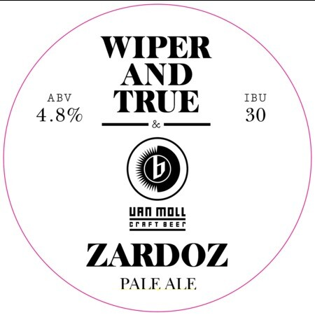 Wiper & True Zardoz – Buy Beer online on EeBriaTrade.com