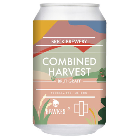Brick Brewery Combined Harvest – Buy Beer online on EeBriaTrade.com