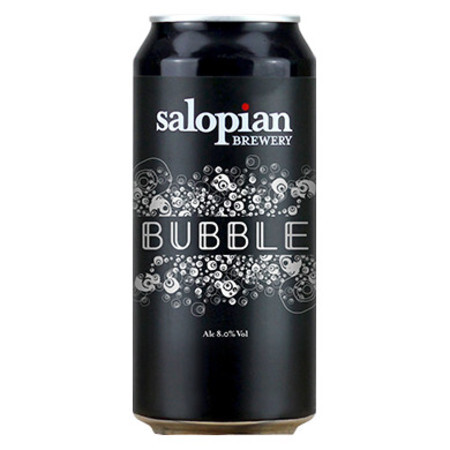 Salopian Brewery Bubble – Buy Beer online on EeBriaTrade.com