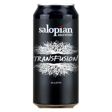 Salopian Brewery Transfusion – Buy Beer online on EeBriaTrade.com