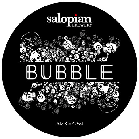 Salopian Brewery Bubble (Keg) – Buy Beer online on EeBriaTrade.com