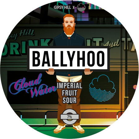 Gipsy Hill Brewing Co Ballyhoo  – Buy Beer online on EeBriaTrade.com