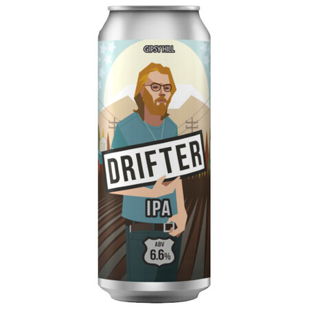 Gipsy Hill Brewing Co Drifter V5 – Buy Beer online on EeBriaTrade.com