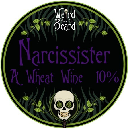 Weird Beard Brew Co Narcissister – Buy Beer online on EeBriaTrade.com