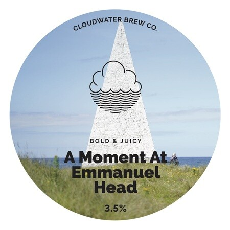 Cloudwater Brew Co A Moment At Emmanuel Head (G. 701) (KEG) – Buy Beer online on EeBriaTrade.com